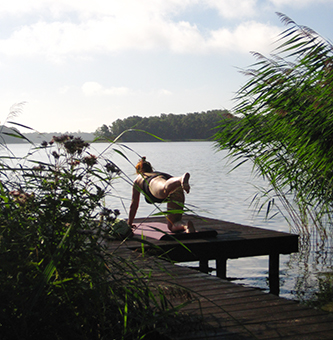 yoga am schaalsee